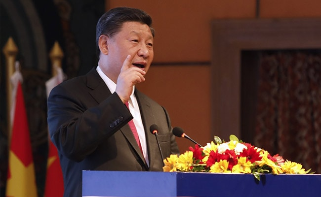 "Any Attempt To Split China Will Be ""Crushed"", Xi Jinping Warns During Maiden Visit To Nepal"