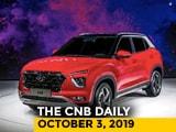 2020 Hyundai Creta, Tata Nexon EV, 2019 Hyundai Elantra