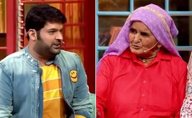 कपिल शर्मा ने शूटर दादी से पूछा ऐसा सवाल कि मिल गई धमकी, कहा- बंदूक लाकर दे...Video वायरल