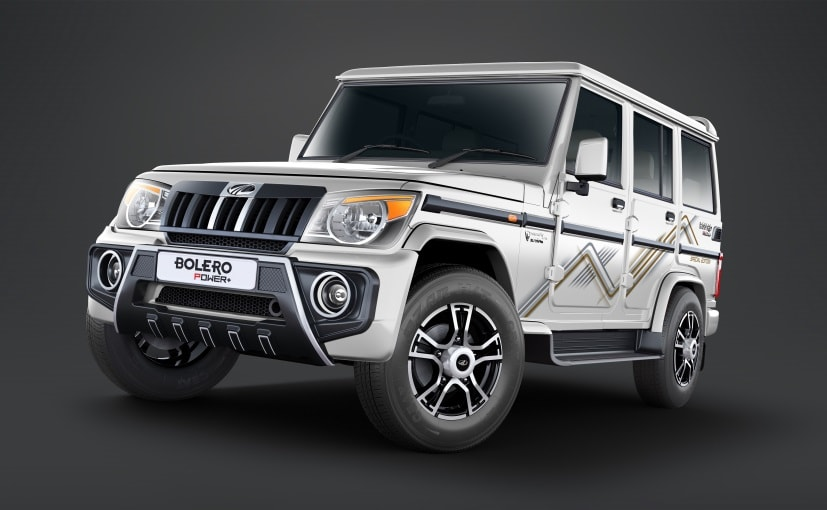 The new Mahindra Bolero Power+ Special Edition model will be limited to only 1000 units