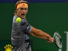 """Flat"" Alexander Zverev Crashes Out In Basel First Round"