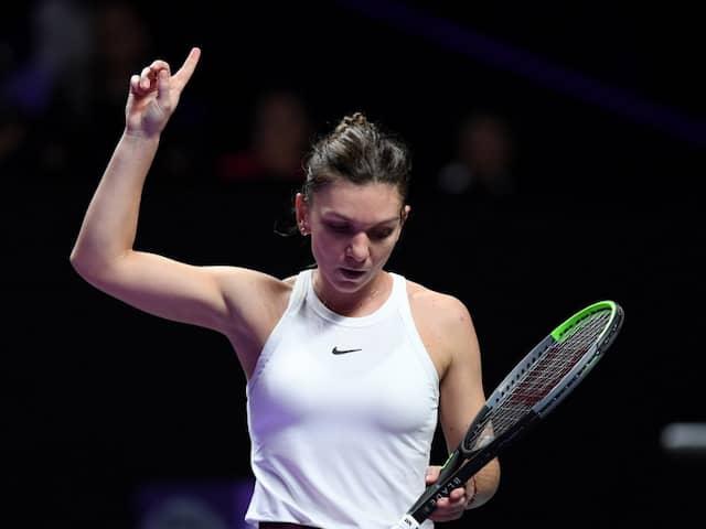 WTA Finals: Simona Halep Registers Remarkable Comeback Win Over Bianca Andreescu