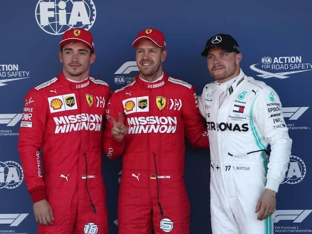 Japanese Grand Prix: Sebastian Vettels Epic Lap Sets Up Ferrari Front-Row Lockout