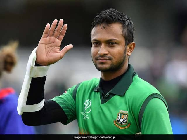 Shakib Al Hasan Says Cricketers In Bangladesh Are Being Suppressed