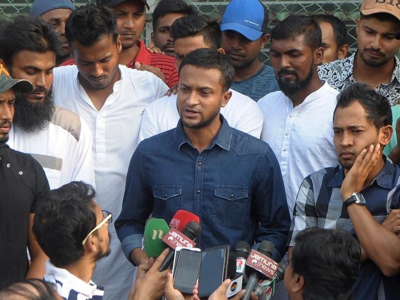 Thats Why Bangladesh Cricket board decides to take legal action against Shakib Al Hasan