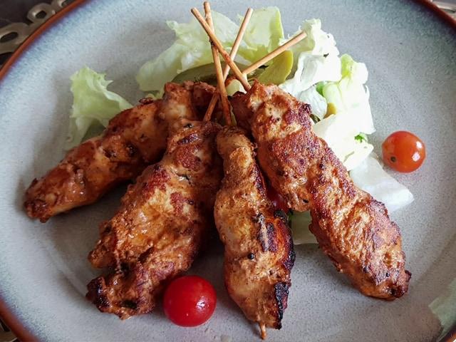 Video : Chettinad Spice Chicken Recipe