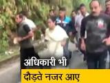 Videos : ममता बनर्जी ने दार्जिलिंग की पहाड़ियों में की जॉगिंग