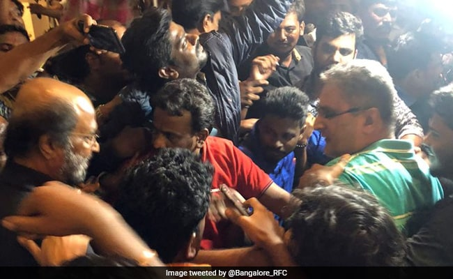Trending: Rajinikanth's Blockbuster Welcome And Midnight Rendezvous With A Fan