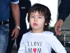 Adorable Taimur Ali Khan Has Been Setting Kids' Fashion Goals This Month