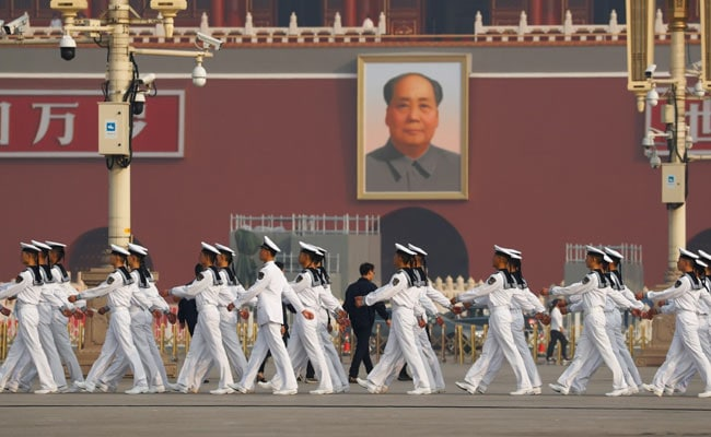 China National Day: China Marks 70 Years Of Communist Rule With Massive Show Of Force