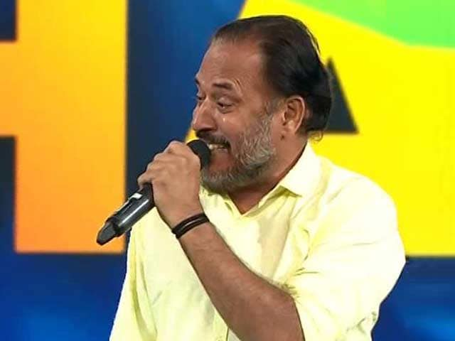 Video : Watch: Tochi Raina Sings <i>Udd Jaa</i> At Banega Swasth India Campaign