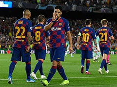Luis Suarez Scores Twice As Barcelona Break Down Impressive Inter Milan
