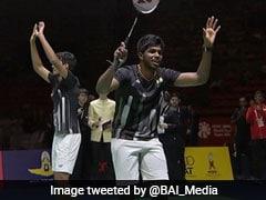 BADMINTON: कुछ ऐसे  Satwiksairaj Rankireddy और Chirag Shetty फ्रेंच ओपन के फाइनल में हार गए