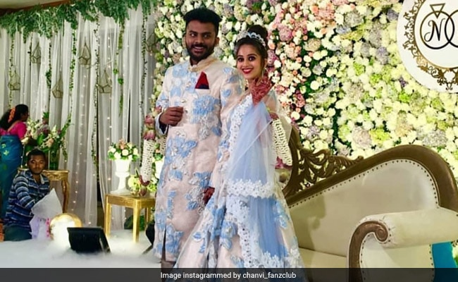 Bigg Boss Kannada 5 Winner Chandan Shetty Gets Engaged To Niveditha Gowda. See Viral Pics