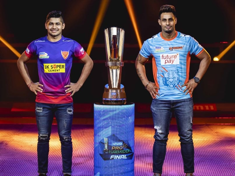 Pro Kabaddi: Dabang Delhi, Bengal Warriors Gear Up For Their First Final