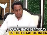 Video : 65% Of India's Market Is Around Madhya Pradesh: Kamal Nath To NDTV