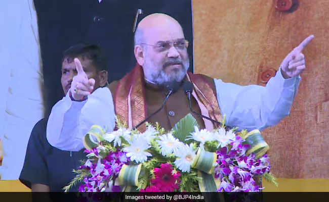 Modi Government Doubled Development Projects For Mizoram: Amit Shah