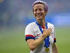 Ballon D'Or Shortlist: Megan Rapinoe Named But Luka Modric, Neymar Miss Out