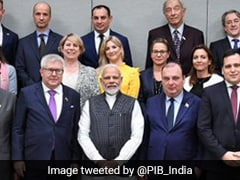 """EU Group's J&K Trip """"Should Give Clear View Of Governance Priorities"""": PM"""