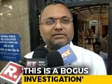 "Video : INX Case Played Out For ""Voyeuristic TV Audience"", Says Karti Chidambaram"