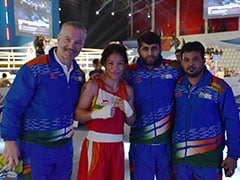 Focus On Mary Kom As India Eye Women
