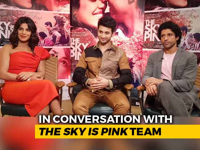 In Conversation With The Sky Is Pink Team