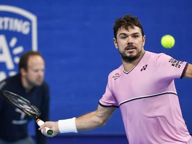 Back Injury Forces Stan Wawrinka Out Of Roger Federer Clash In Basel
