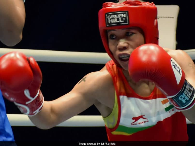 MC Mary Kom enters semi-finals of the World Womens Boxing Championships