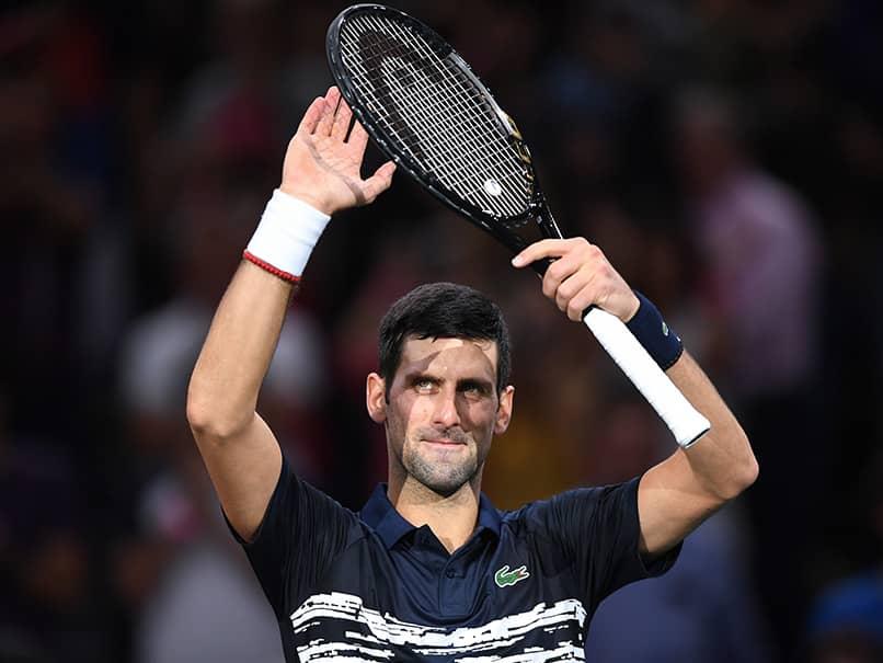 Novak Djokovic Through To Quarterfinals, Dominic Thiem Knocked Out In Paris Masters