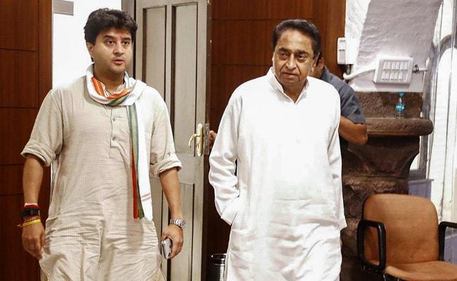 'Will Prove Majority': Kamal Nath Dismisses Jyotiraditya Scindia Revolt