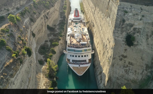 Flipboard: Cruise Ship Becomes Largest Vessel To Sail ...