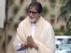 Amitabh Bachchan Hospitalised For Routine Check Up: Reports