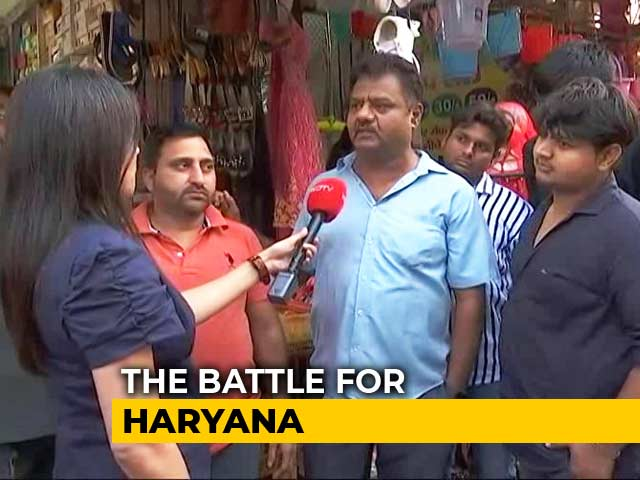 Video : Battle Of Jat Heartland In Haryana's Sonipat