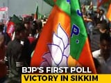 Video : BJP, Allies Strengthen Grip In Northeast; Win 8 Of 9 Seats In Bypolls