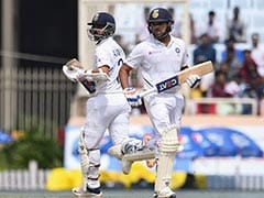 India vs South Africa 3rd Test Day 2 LIVE Score: Rohit Sharma, Ajinkya Rahane Look To Continue India Domination