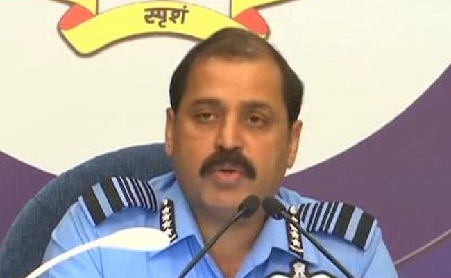 'Have Initiated Action,' Says IAF Chief On Pak Drones Found In Punjab
