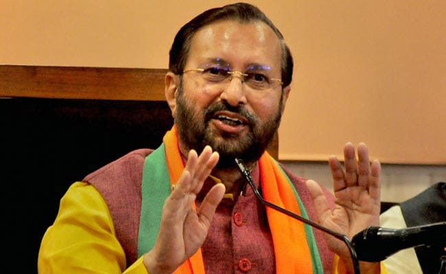 Citizens List Important, AAP's Strategy Revolves Around Lies: Prakash Javadekar