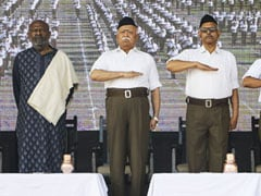 """Lynching A """"Western Construct"""", Don't Use To Defame India: RSS Chief"""