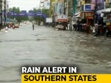 Video : Rain Hammers Karnataka, Red Alert In Parts Of Kerala