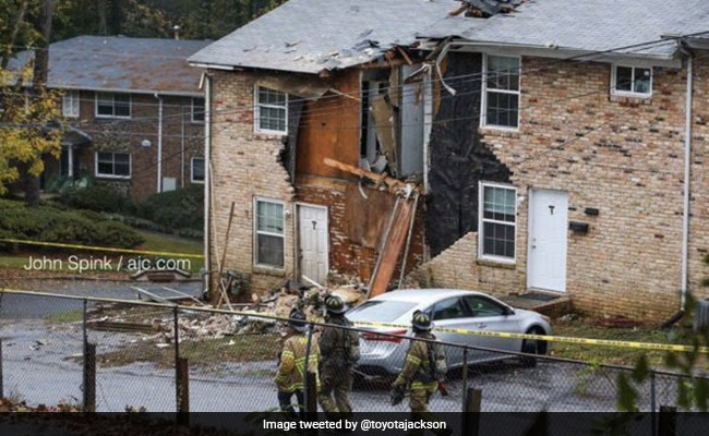 Plane Crashes Into Apartment Building In US: Report