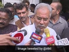 छत्तीसगढ़ की कांग्रेस सरकार पर BJP का बड़ा आरोप, कहा- किसानों की कर्जमाफी पर भूपेश बघेल ने लिया 'यू-टर्न'