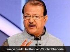 Not Veer Savarkar, Confer Bharat Ratna On Kanshi Ram: BSP Leader Sudhindra Bhadoria