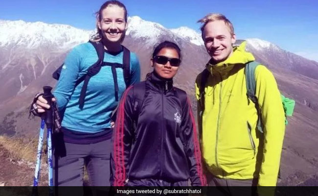 Odisha Mountaineer Lipika Seth Scales Russia's Highest Peak Mount Elbrus