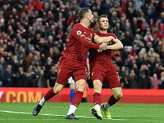 Liverpool Extend Lead At Top, Tottenham Stunned By Brighton In Premier League