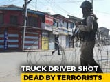Video : Truck Driver Killed, Orchard Owner Beaten Up By Terrorists In J&K: Police