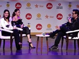 Video : Karan Johar, Alia Bhatt, Kareena Kapoor At Jio MAMI Movie Mela 2019