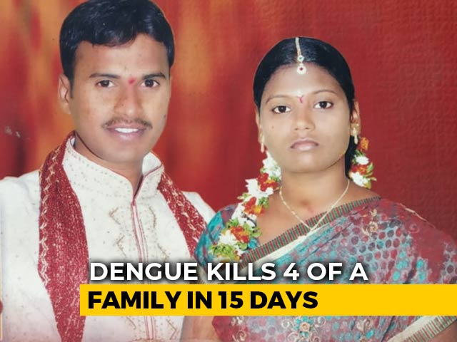 Video : Four Of A Family In Telangana Die Of Dengue In Over 15 Days