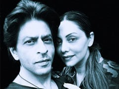 Shah Rukh Khan's Anniversary Post For Gauri Is <i>Love, Actually</i>