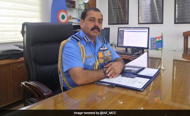 Screening Process For Gaganyaan Crew Being Done Professionally: IAF Chief
