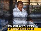 Video : Chidambarams Among 15 Charged In INX Case, Accused Of Taking Rs. 10 Lakh